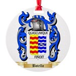 Botello Round Ornament