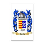 Botello Rectangle Car Magnet