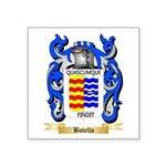Botello Square Sticker 3