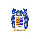 Botello Sticker (Rectangle 10 pk)