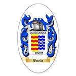 Botello Sticker (Oval)