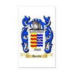 Botello 20x12 Wall Decal