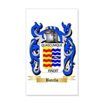 Botello 35x21 Wall Decal