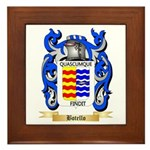 Botello Framed Tile