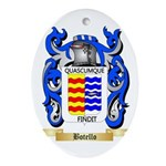 Botello Ornament (Oval)