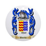 Botello Ornament (Round)