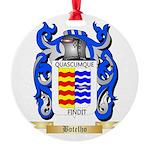 Botelho Round Ornament