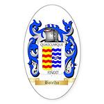 Botelho Sticker (Oval 50 pk)