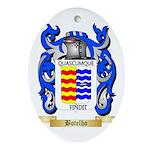 Botelho Ornament (Oval)