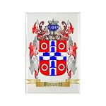 Bosworth Rectangle Magnet (100 pack)