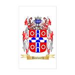 Bosworth Sticker (Rectangle)