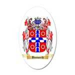 Bosworth 20x12 Oval Wall Decal