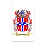Bosworth 20x12 Wall Decal
