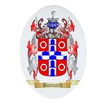 Bosworth Ornament (Oval)