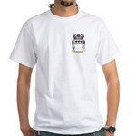 Boswell White T-Shirt