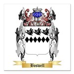 Boswell Square Car Magnet 3