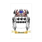 Boswell Sticker (Rectangle 50 pk)