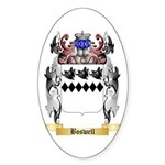 Boswell Sticker (Oval 50 pk)