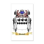 Boswell 35x21 Wall Decal