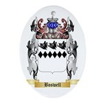 Boswell Ornament (Oval)