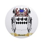 Boswell Ornament (Round)