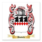 Bosvile Square Car Magnet 3