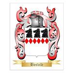 Bosvile Small Poster