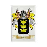 Boston Rectangle Magnet (10 pack)