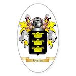Boston Sticker (Oval 50 pk)