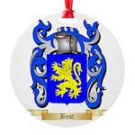 Bost Round Ornament