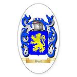 Bost Sticker (Oval 50 pk)