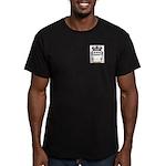 Bosswall Men's Fitted T-Shirt (dark)
