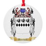 Bosswall Round Ornament