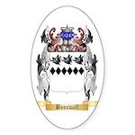 Bosswall Sticker (Oval)