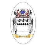 Bosswall Sticker (Oval 50 pk)