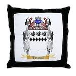 Bosswall Throw Pillow