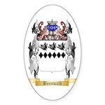Bosswald Sticker (Oval 50 pk)