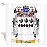 Bosswald Shower Curtain