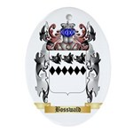 Bosswald Ornament (Oval)