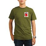 Bossum Organic Men's T-Shirt (dark)