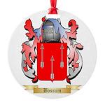 Bossum Round Ornament
