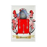 Bossum Rectangle Magnet (10 pack)