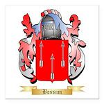 Bossum Square Car Magnet 3