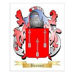 Bossum Small Poster
