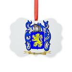 Bosquet Picture Ornament