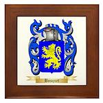 Bosquet Framed Tile
