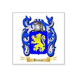 Bosque Square Sticker 3