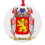 Boshier Round Ornament