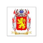 Boshier Square Sticker 3