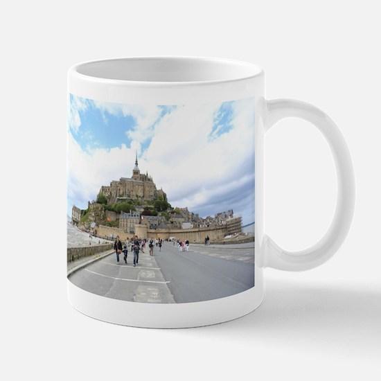 Mont St. Michel, Normandie France Mug